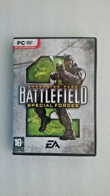 Battlefield 2: Special Forces (Add on) (PC: Windows, 2005)